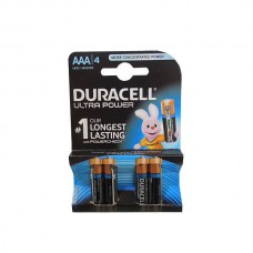 DURACELL ULTRA POWER POWERCHECK -AAA(MN2400/LR03)K4