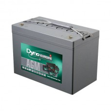 AGM BATTERY 12V 92AH/C20 72.8AH/C5 M8