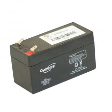 AGM BATTERY 12V 1.2AH/C20 1.1AH/C5 T1