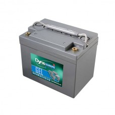 GEL BATTERY 12V 36,4AH/C20 28,3AH/C5 M6